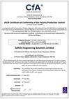 FPC Certificate