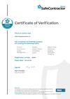 Safe PQ Certificate